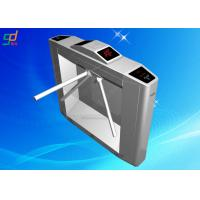 Electronic automatic turnstiles access control tripod