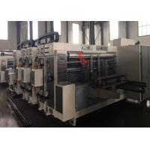 China 200 Pcs/ Min Flexo Printer Slotter Machine / Flexo Corrugated Machine For Carton Box for sale