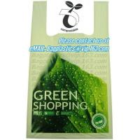 Wholesale Green Bags, corn bags, Compostable, D2W, EPI, Biodegradable, degradable, EN13432 from china suppliers