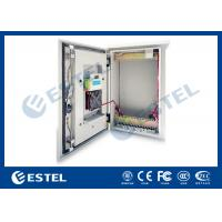 China Galvanized Steel Outdoor Wall Mounted Enclosure Waterproof ISO9001 CE Certification for sale