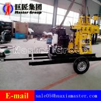 Quality CHINA Crawler type drilling rig for water well / 200m Water well drilling rig for sale