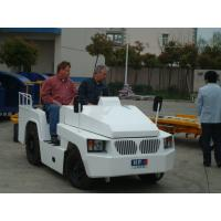 Wholesale High Power Tug Baggage Tractor 65 Liter Fuel Tank Euro 3 / Euro 4 Standard from china suppliers