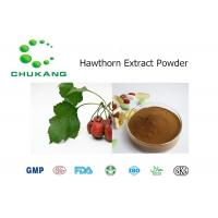 China Herbal Ingredients Hawthorn Extract Pure Nature Herbal Powder Hawthorn Extract for sale