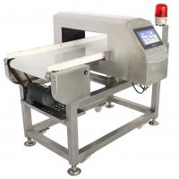 China Conveyor Metal Detector For Frozen Food Industry , Frequency Adjustable on sale