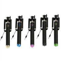 Mini 3.5mm Cable Wire Monopod for Smartphone for sale