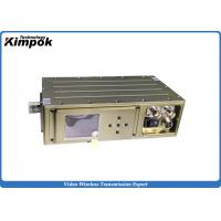 Wholesale 300Mhz - 900Mhz COFDM Video Transmitter For Broadcasting Video Audio Transmission from china suppliers