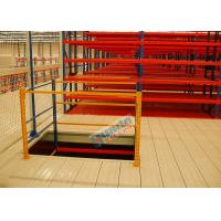 Buy cheap 2000mm High Long Span Shelving Warehouse Storage Racks Bolted Urpight Frame from Wholesalers