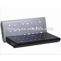 Wholesale 24x3watt mimic sunrise,sunset,moon cycle remote led dimmable aquarium lights from china suppliers