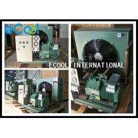 China Compact Central Air Conditioner Condenser / Commercial Condensing Unit on sale