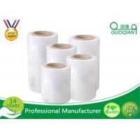 Wholesale High Extension Plastic Stretch Wrap , Shrink Wrap Film For Pallets For Protective Packaging from china suppliers