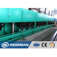 Wholesale Horizontal Wire Drawing Equipment , Rod Breakdown Machine For Copper from china suppliers
