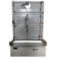 Wholesale Commercial Dim Sum SteamerStainless , Commercial Kitchen Equipment High Efficient from china suppliers