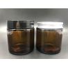 Buy cheap Light brown Custom 100ml cream perfume spice glass jars from wholesalers