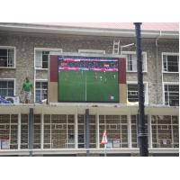 Buy cheap 12 Sport Wall Mounted Outdoor Full Color Led Display ,Epistar + silan Chip IP65 from Wholesalers