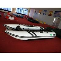 Wholesale 470 Cm Inflatable Catamaran Work Boat Alloy Floor High Speed With Air Bow from china suppliers