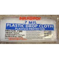 Quality Plastic protective drop cloth/ dust sheet/cover film, HDPE dust sheet spray for sale