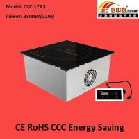 Wholesale Countertop Induction Cooker with Digital Temperature Display - Perfect for Restaurants and Catering Events from china suppliers
