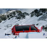 Wholesale Customzied Air Bag Outdoor Inflatable Toys For Snowboard Game from china suppliers
