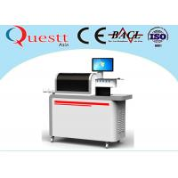 China Professional CNC Channel Letter Bending Machine For 3D Signs 120mm Width on sale