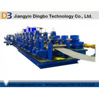 Wholesale DB219 HF Straight Seam Welded Tube Mill Line , Metal Tube & Rolling Mills from china suppliers
