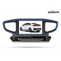 Wholesale Hyundai Ioniq 2016 Touch Screen Car Stereo With Gps And Bluetooth Android System from china suppliers