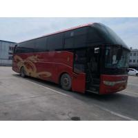 China 47 Seats Diesel Used Yutong Buses 12m Length With AC 100km/H Max Speed for sale