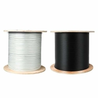 Wholesale Terminal System FRP G657 FTTH Outdoor Steel Messenger Wire from china suppliers