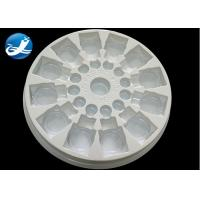 Wholesale Plastic Vacuum Forming Plastic Process  PVC Clear And White  Blister Packaging Tray from china suppliers