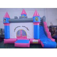 Wholesale Commercial Inflatable Combo Princess Slide Bouncy Castle For Theme Park from china suppliers