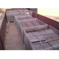 Buy cheap Heat Treatment Cement Mill Liners Cr-Mo Alloy Steel Anti-corrosion from wholesalers