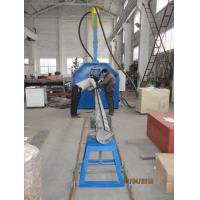 China Automatic 450 Seam Welder , lighting pole welding machine 450 / 12000mm on sale