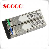 Wholesale 1310/850nm Single Mode Optical Transceiver Module 20km Sfp Transceiver Module 1.25g from china suppliers