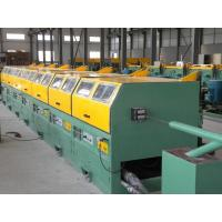 2 Wheel Barrow Wire Mesh Manufacturing Machine , Industrial Wire Processing Equipment for sale