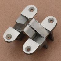 180 Degree Stainless Steel 304 Invisible Hinge for Wood Door for sale