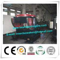 China Rotary Welding Table Top Welding Positioners Variable Frequency Control Speed on sale