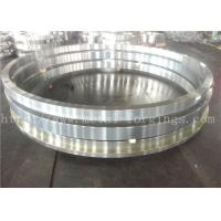 Wholesale Super Duplex Stainless Steel F55 S32760 1.4501 Metal Forgings Rings Rough Machined from china suppliers