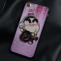 Hard PC + Silicone Side Humor Cartoon Ring Buckle Back Cover Cell Phone Case For iPhone 7 7 Plus 6 6s Plus for sale
