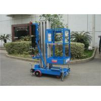 Quality Easy Loading Mobile Elevating Work Platform 7.6 Meter Platform Height For One for sale