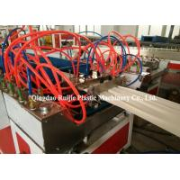 China Colorful Exterior Wall Pvc Sheet Manufacturing Machine Anti Aging 12 Months Warranty on sale