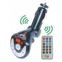 Wholesale Car MP3 FM Modulator (W-CMP-01A) from china suppliers