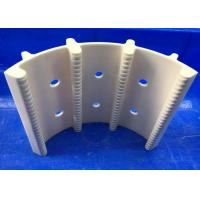 Wholesale 99% Alumina Ceramic Wafer Boat Horizontal Type  Ceramic  Wafer Carrier from china suppliers