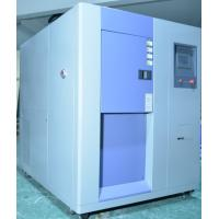 China PID Three Zone Thermal Shock Test Chamber , Vacuum Instrument Accelerated Aging Test Chamber on sale