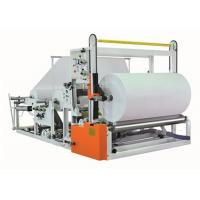 Wholesale Automatic Jumbo Paper Roll Slitter Rewinder Electronic Speed Regulation from china suppliers