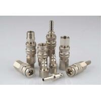Buy cheap Interchangeable Pneumatic Quick Connect Coupling Miniature ISO 6150B Standard from wholesalers