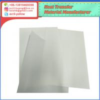 Wholesale A3 printing A+B Laser  for light colored fabric all color laser printer heat transfer paper from china suppliers