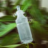 Wholesale 120ml 200ml 600ml clear Baby Oil bay shampoo plastic PP Bottle from china suppliers
