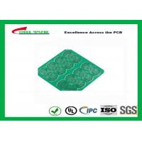 Wholesale 1 Layer CEM 1 PCB 1.6mm 1OZ Green Solder Mask E-TEST with Fiducial Marks from china suppliers