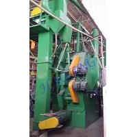 Wholesale Stainless Steel Shot Blasting Machine For Foundry Cast 380V / 60HZ from china suppliers