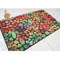 Wholesale Comfortable Indoor Area Rugs With Anti - Slip Pvc Dots Backing Easy Cleaning from china suppliers