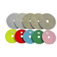 Buy cheap 5 Step Dry Flexible Diamond Polishing Pads For Ceramic Quick Polishing from wholesalers